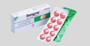Thuốc giảm đau răng khôn Dorogyne kháng viêm, ngăn ngừa vi khuẩn