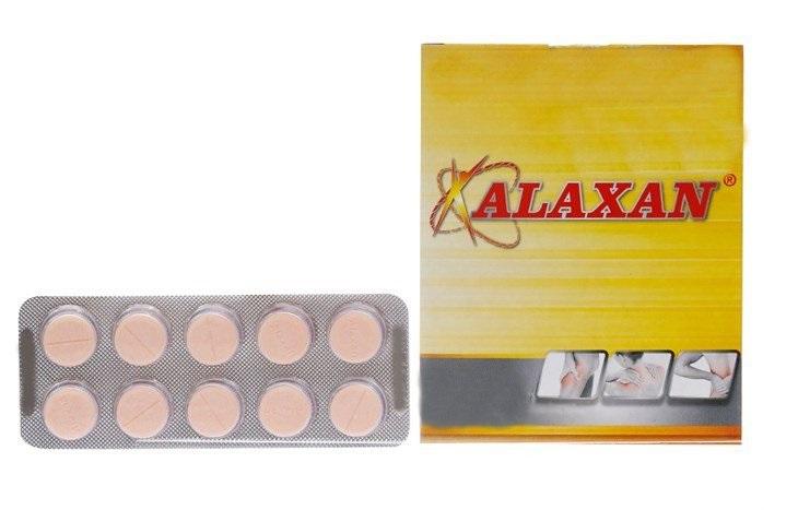 Thuốc Alaxan được nhiều người tin dùng, hiệu quả nhanh