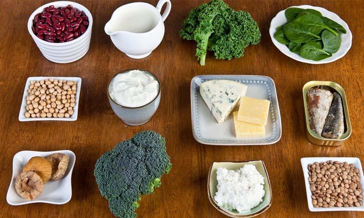 Chế độ dinh dưỡng rất quan trọng trong việc phát triển chiều cao của cơ thể