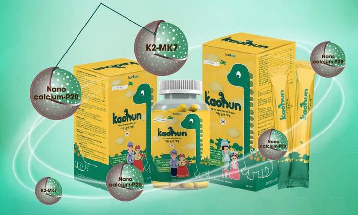 Cốm Kao Hun đang là sản phẩm được đánh giá cao hiện nay