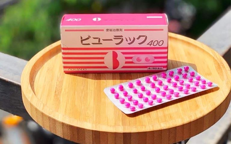Giảm nhẹ triệu chứng táo bón bằng viên uống detox Kokando Byurakku của Nhật Bản