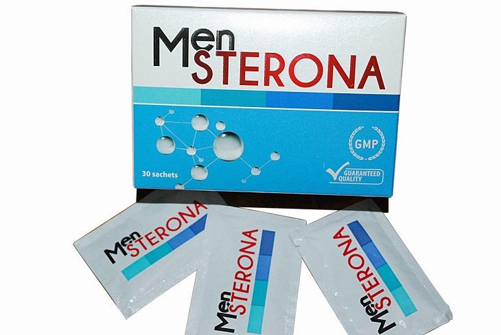 Mensterona là lựa chọn của cánh mày râu trong điều trị tinh trùng yếu