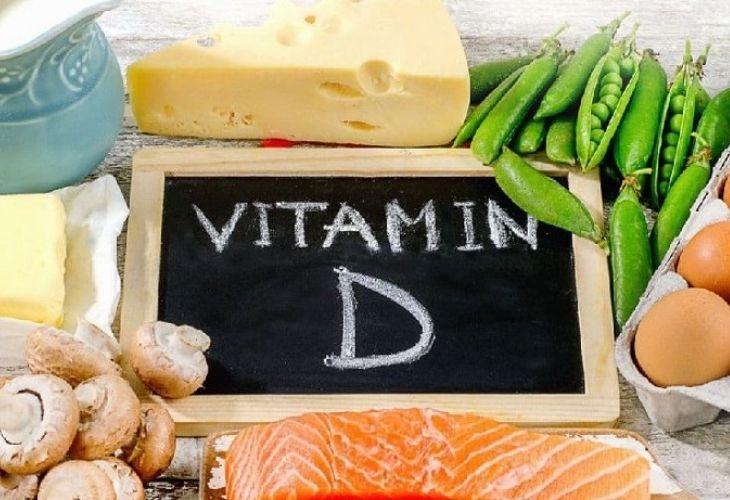 Cho trẻ sử dụng thực phẩm có chứa nhiều vitamin D