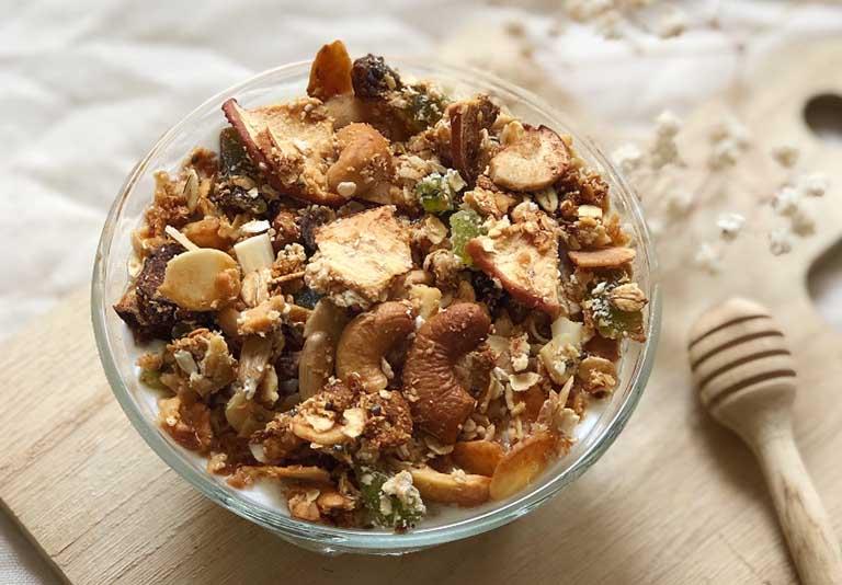 Trong ngũ cốc chứa hàm lượng chất xơ rất dồi dào và đặc biệt tốt đối với hệ tiêu hóa