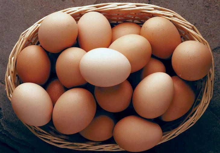 Trong trứng gà có chứa nhiều dưỡng chất rất tốt cho quá trình trị nám, làm đẹp