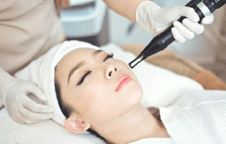Công nghệ bắn Laser là phương pháp giúp trị nám da nhanh chóng
