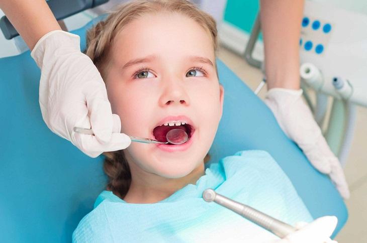 Hàn trám răng chữa sâu răng lỗ đã to hơn