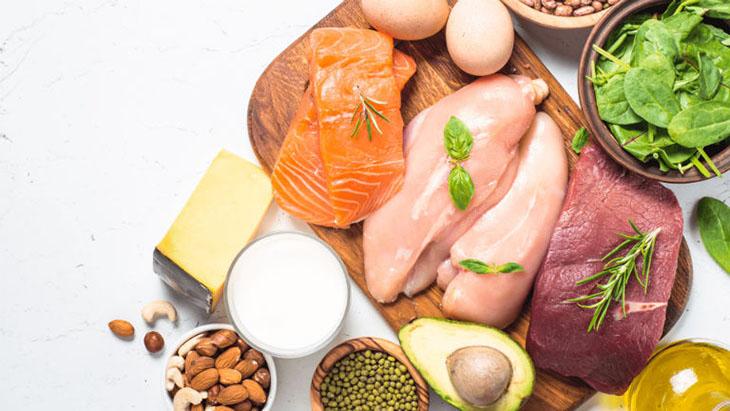 Những thực phẩm người bị viêm da dầu nên bổ sung