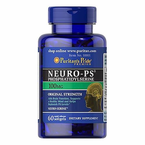 Viên Uống Neuro-Ps Phosphatidylserine Puritan'S Pride