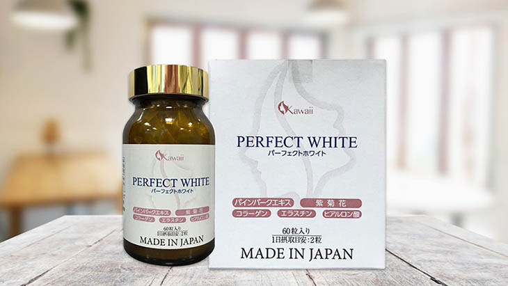 Sản phẩm Kawaii Perfect White