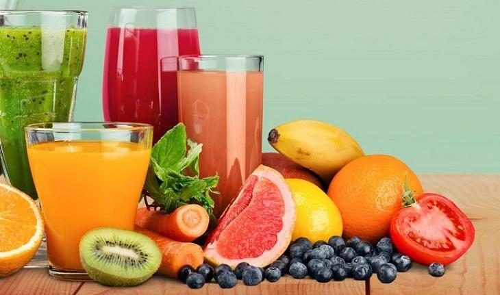 Nước ép trái cây bổ dưỡng dùng thế nào tốt