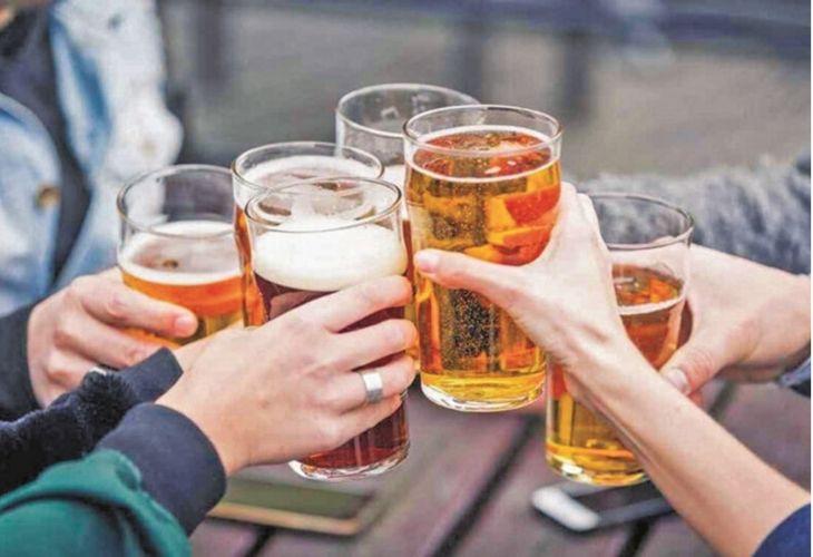Rượu bia chính là nguyên nhân hàng đầu gây ra các loại bệnh viêm gan