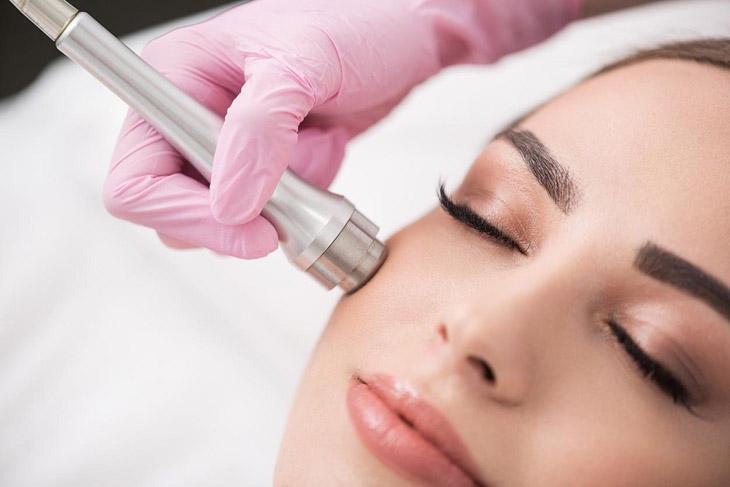 Phương pháp siêu mài mòn da