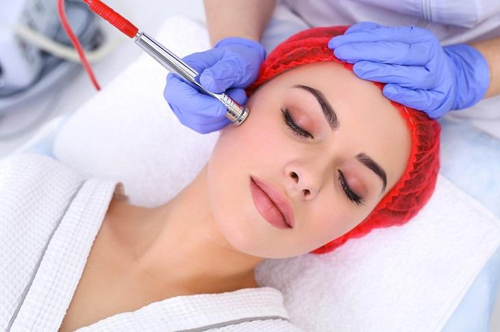 Kỹ thuật siêu mài mòn da giúp làn da trẻ hóa, sáng mịn