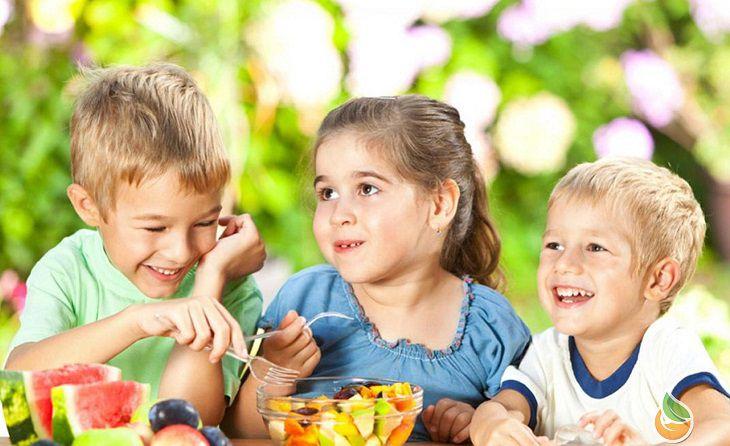 Vitamin nhóm B có tác dụng rất tốt đối với sự phát triển của trẻ nhỏ