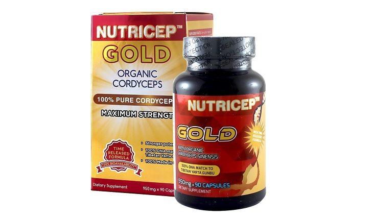 Nutricep Organic Cordyceps - Đông trùng hạ thảo của Mỹ