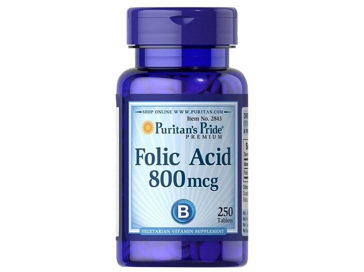 Folic Acid là dưỡng chất thiết yếu cần thiết cho sức khỏe thai phụ