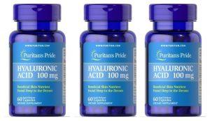 Tìm hiểu viên uống Hyaluronic Acid 100mg
