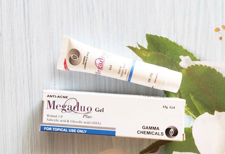 Kem trị mụn Megaduo là sản phẩm được rất nhiều chị em phụ nữ tin dùng