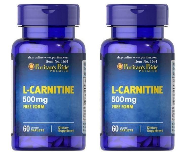 L-Carnitine 50mg là sản phẩm gì, có tốt cho sức khỏe không