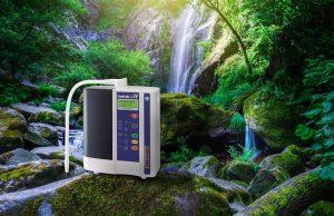 Máy lọc nước ion kiềm Kangen