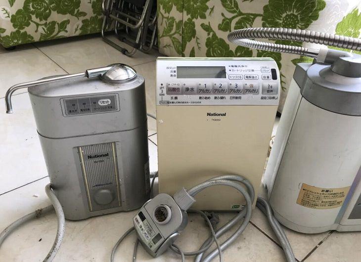 Sự thật máy lọc nước ion kiềm nội địa Nhật tốt hay không