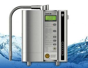 Máy lọc nước ion kiềm nội địa nhật LeveLuk SD501 có giá khá cao