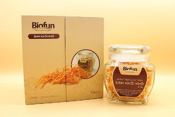 Dược liệu của Biofun được nghiên cứu, nuôi trồng đảm bảo đủ tiêu chuẩn GACP của WHO
