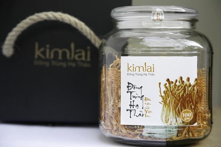Kim Lai là một trong các cơ sở nuôi trồng đông trùng hạ thảo nổi tiếng