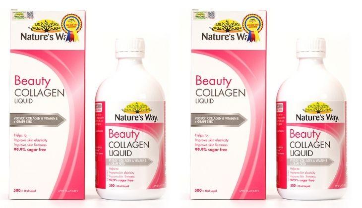Cần kết hợp chế độ ăn uống phù hợp khi uống collagen Nature's Way
