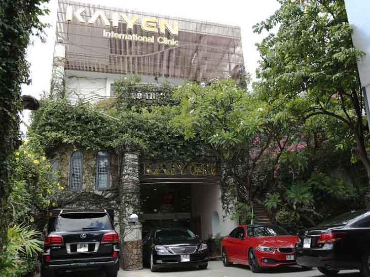 Nha khoa quốc tế KaiYen với hệ thống trang thiết bị hiện đại