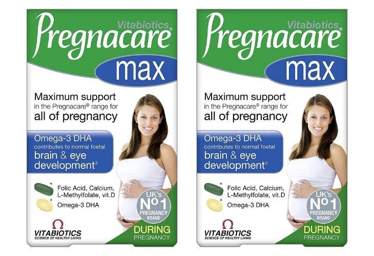 Viên uống bổ sung vitamin cho bà bầu