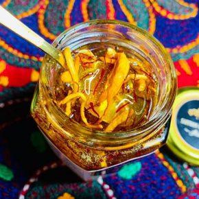 Saffron ngâm mật ong: Công dụng và hướng dẫn 5 cách làm đơn giản tại nhà