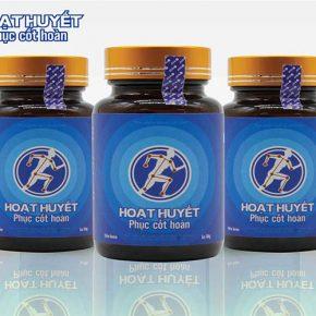 Sản phẩm hỗ trợ điều trị viêm khớp Hoạt huyết Phục cốt hoàn
