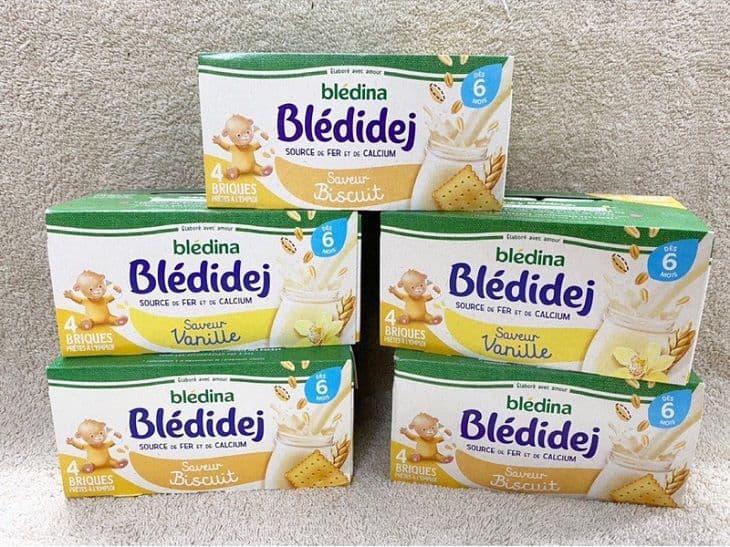 Sữa nước Bledina tốt cho trẻ nhỏ