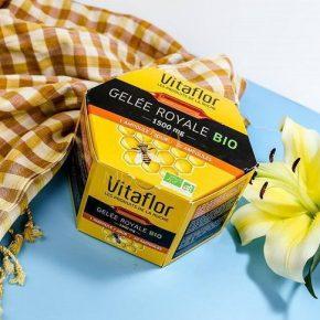 Giới thiệu sữa ong chúa Vitaflor của Pháp