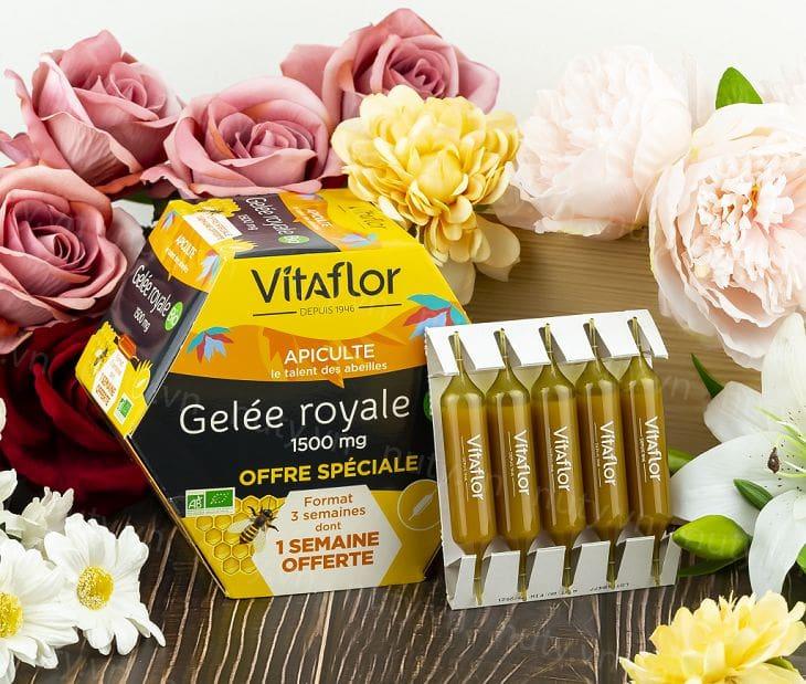 Những câu hỏi về sữa ong chúa Vitaflor Bio