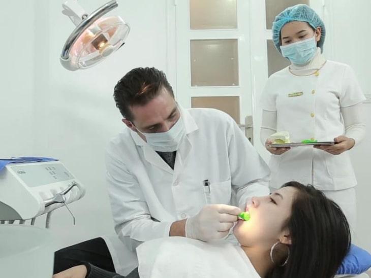 Nha khoa Việt Pháp luôn mang đến cho khách hàng chất lượng toàn diện