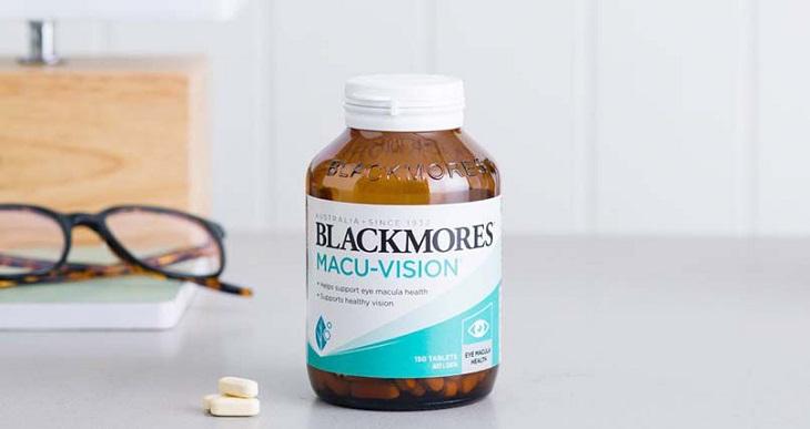 Một số câu hỏi liên quan đến viên uống bổ mắt Macu Vision