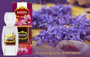 Badiee Saffron