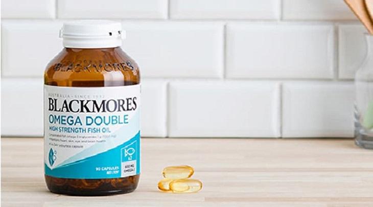 Blackmores Omega Double High Strength Fish Oil là sản phẩm gì
