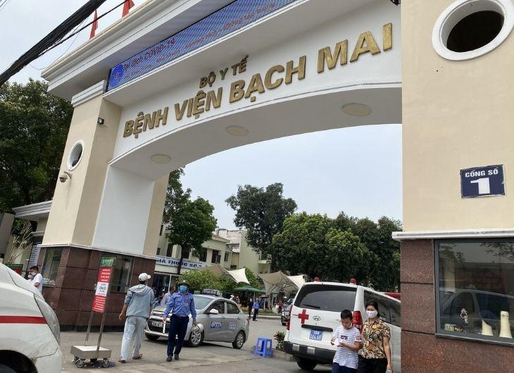 Khoa Thận – Tiết niệu của Bệnh viện Bạch Mai khám chữa viêm tuyến tiền liệt hiệu quả