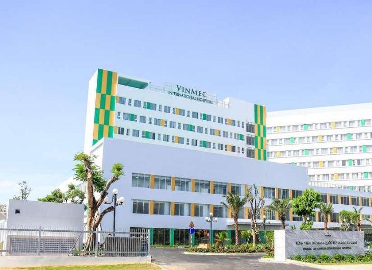 Bệnh viện Đa khoa Quốc tế Vinmec Đà Nẵng quy tụ đội ngũ bác sĩ giỏi