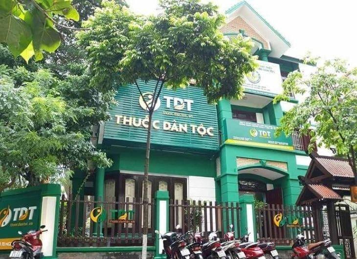 Trung tâm Thuốc dân tộc khám chữa bệnh bằng y học cổ truyền