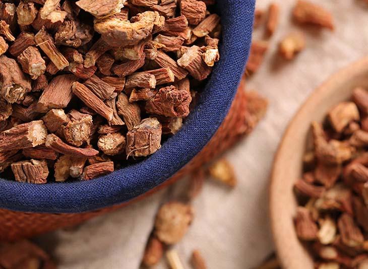 Đan sâm chứa nhiều dưỡng chất thiết yếu, quý hiếm và có lợi cho sức khỏe