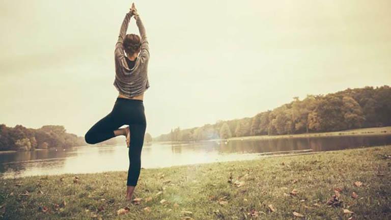 Tập luyện thể thao giúp tăng cường độ chắc khỏe của cột sống và phòng ngừa bệnh lý