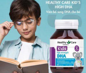 Healthy Care Kid DHA là sản phẩm gì