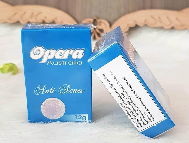 Cần sử dụng kem Opera chính hãng để trị mụn mới đem lại hiệu quả tốt nhất và an toàn cho làn da