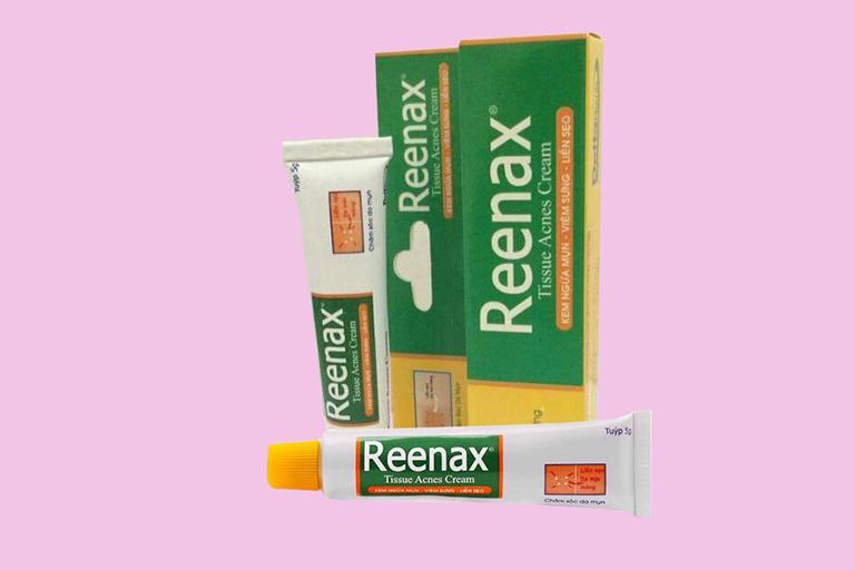 Reenax Tissue Acnes Cream