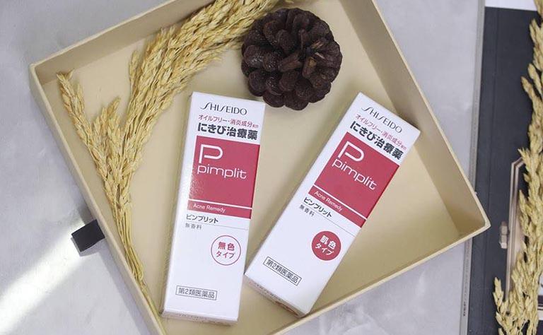 Kem trị mụn Shiseido Pimplit của Nhật Bản là sản phẩm nhận được lòng tin của rất nhiều người tiêu dùng
